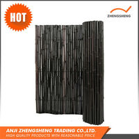Cheap Price Wholesale Garden Decoration Natural Color Bamboo Fence Panels,Bamboo Garden Fence