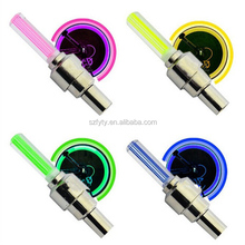 Led Flash Tyre Wheel Valve Cap Light For Car Bike Bicycle Motorbicycle