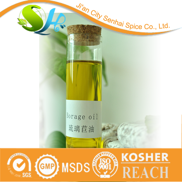 Wholesale Carrier Oils Borage Seed Oil