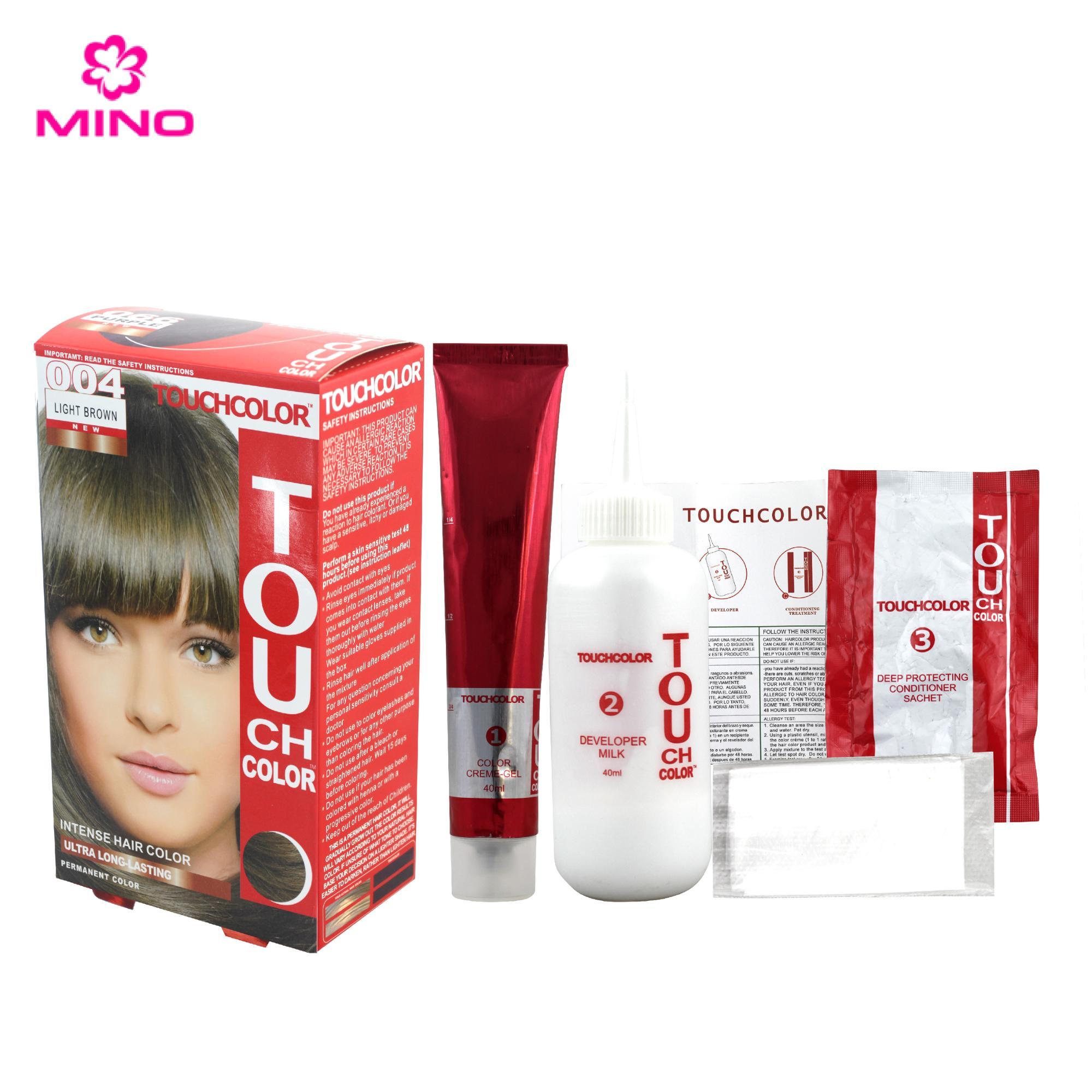 Touch Color Permanent Hair Spray Hair Dye Buy Permanent Hair Spray