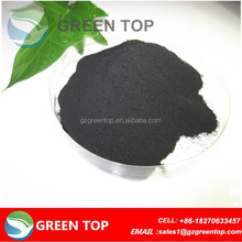 Super potassium humate fertilizer for organic soil amendments