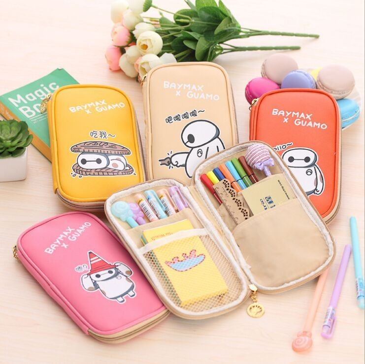 (Fashion) My Neighbor Totoro Pencil Case, My Neighbor Totoro Cheap Promotion Pencil Case, Totoro Cheap Plain Pencil Case