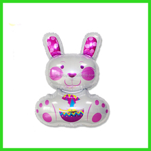 wholesale party favors easter bunny rabbit balloons