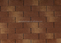 Cheap Prefab Villa Asphalt Roofing Shingles China