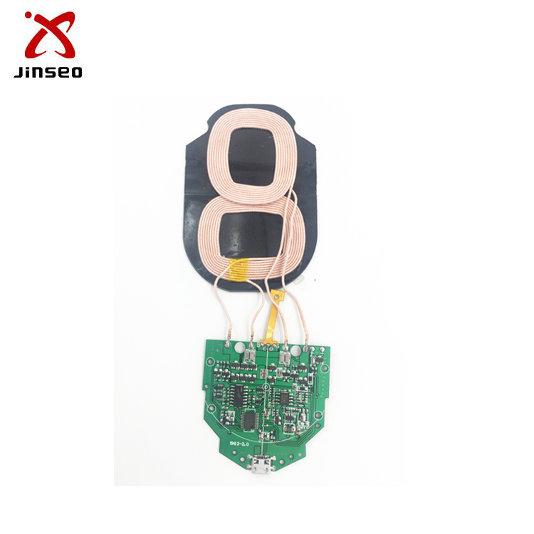 Low cost qi wireless charger board for lenovo phone