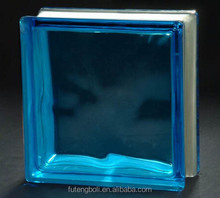 Best price tinted glass block for decorative