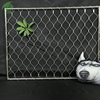 square pet fence fencing fireplace screen wire mesh