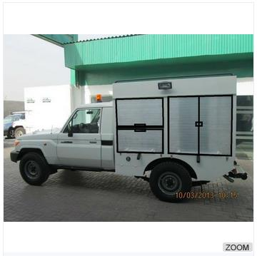 High Quality Automobile Workshop LandCruiser HJZ-79 special