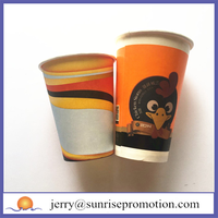 China temperature 2016 new color change paper cup