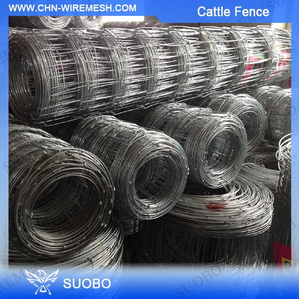Hot Sale Cattle Fence Wire Cattle Fencing Panels Fixed Cattle Fence