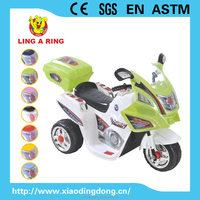 three wheel electrical tricycle with music and control