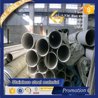 High quality 316L stainless steel pipe scrap with ASTM JIS DIN