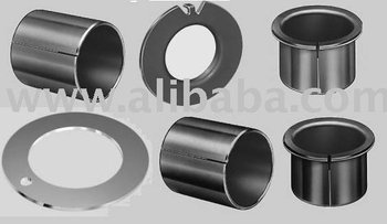 DU and DUB Type Dry Bush & Bearings (Oil Free)