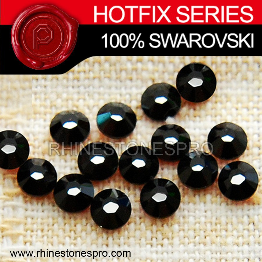 Wedding Dress Swarovski Elements Cosmojet (COS) 10ss Crystal Iron On Hotfix