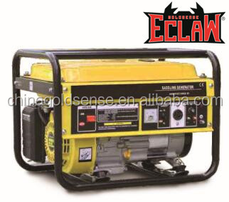 fuel saving mute type portable gasoline generator 2KW world best selling products