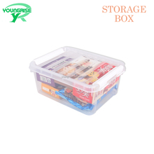 Wholesale Stacking Plastic Storage Boxes,Kitchen Bathroom Storage Box With Pulley