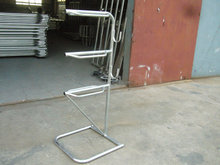 3 Tier Western Saddle Rack bridle rack