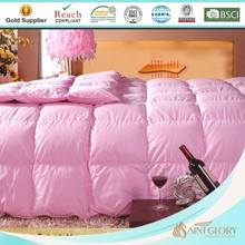 purple pink bed comforters / soft quilts / down duvet online
