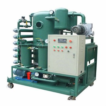 Transformer Oil Conditioning System