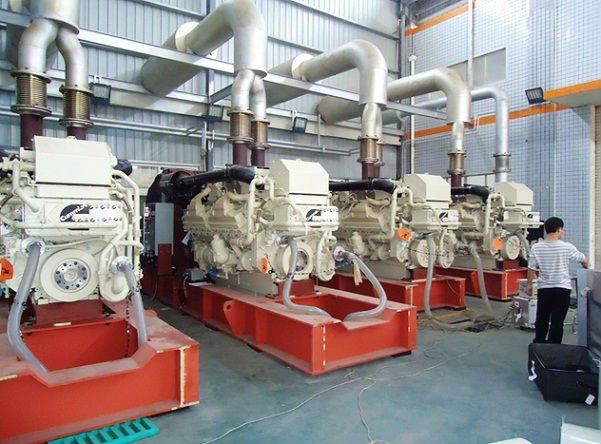 Agents Wanted !! CSCPower 2000KW with cummins engine Marine Generator Sets