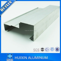 Thailand Market Aluminium Alloy Extruded Profiles