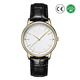 TENENG Classical Slim Movement 3ATM Water Resistant Genuine Leather Watch