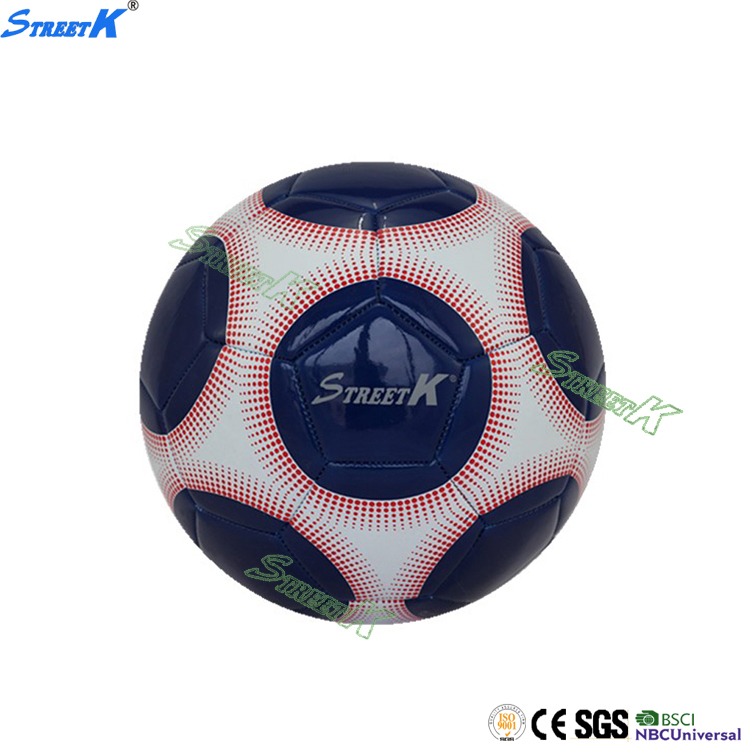 wholesale pu/pvc/tpu football custom print oem size 5 mini soccer ball