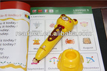 Children Educational Talking pen Sound Books Reader
