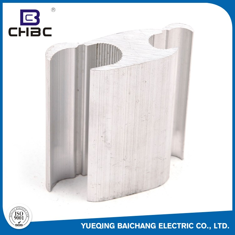 CHBC Lowest Price Compression H Type Aluminium Parallel Groove Clamp