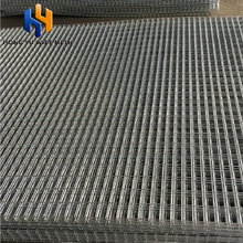 10mm thick mild steel sheet powder coated fence 10x10 reinforcing welded wire mesh
