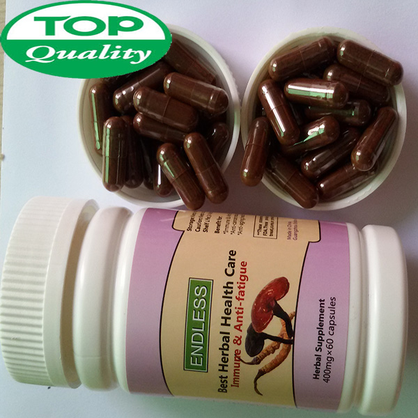 chinese herbal protect liver organo gold ganoderma excel extract capsules