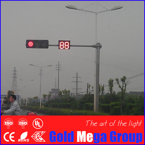 High quality flashing traffic light housing, traffic light novelty
