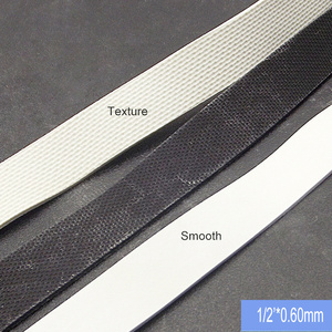 Factory sale natural latex elastic rubber tape for swimwear