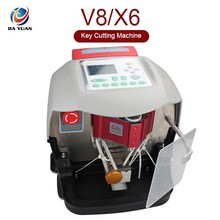 Automatic V8/X6 Car Key Cutting Machine for Ford With Free V2013 Database LS04002 popular cutting machine