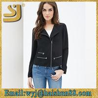 Unique fancy jackets for women,hot products women's womens outer jacket