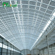 for Building Transparent BIPV solar panel