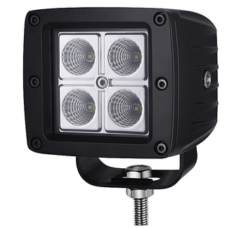 cree led work light waterproof ip69k car extra light