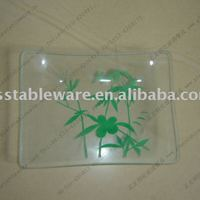 Tempered Glass Dish Tempered Glass Dinner