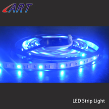 High brightness 25lm/led waterproof solar powered led strip lights sequential led strip