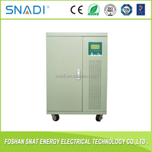 High quality 4KW 48vdc to 380vac 3 phase solar panel inverter