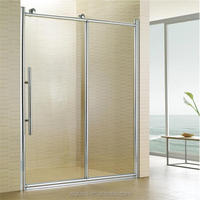 Best price for bath shower screens glass