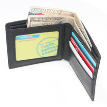 Boshiho imperial horse carbon fiber mighty wallet