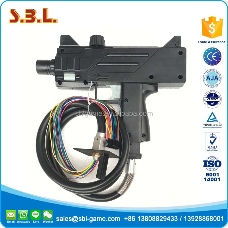 game machine equipment 5d 7d 9dvr cinema GAME GUN (SBL_GUN-GHOST HOUSE 4_01)
