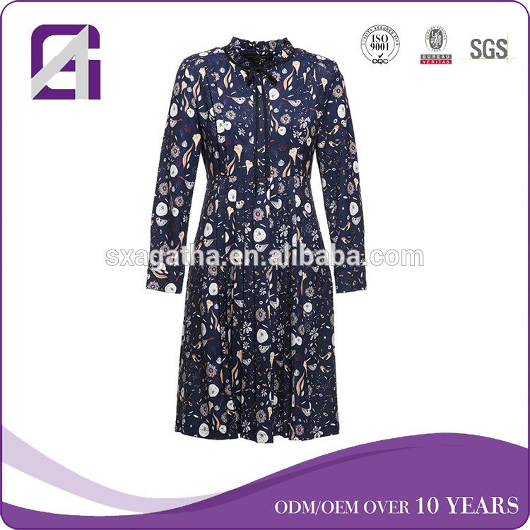 Manufacturers custom long sleeve dress with short jacket for lady