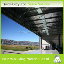 Anti Earthquake Energy Saving Move-in Condition Quick Build Steel Structure Building