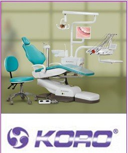 Koro Dental Unit & Chair System