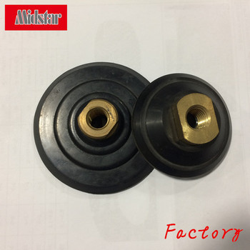 MIDSTAR rubber backer pads for polishing pad