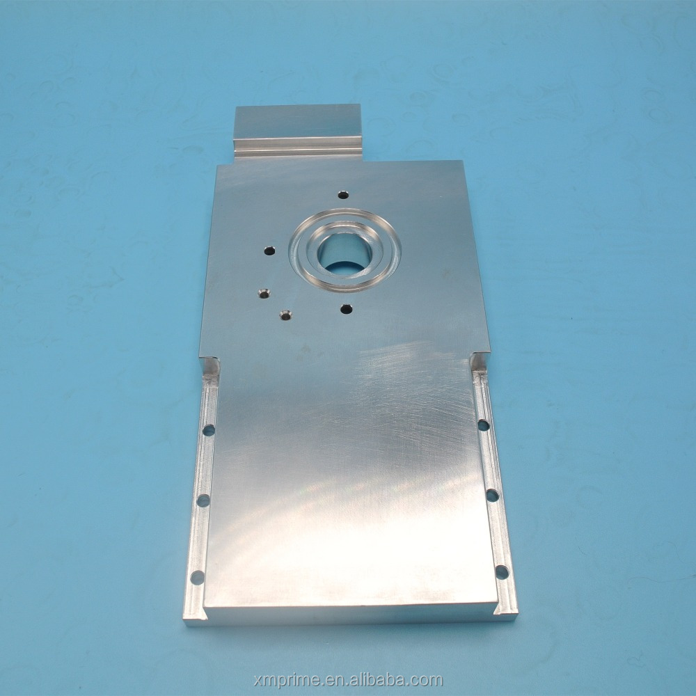 aluminium alloy precision CNC machining parts made in China