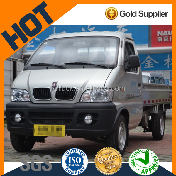 Best quality cheap china brand 1L 61hp 4*2 light mini truck for sale