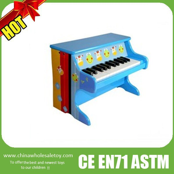 Hot sale kids wooden piano,High Quality kids piano ,2014 New 25 keys piano